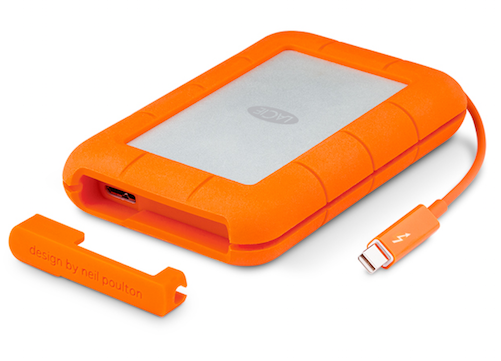 LaCie Rugged Thunderbolt - 250 GB (SSD)