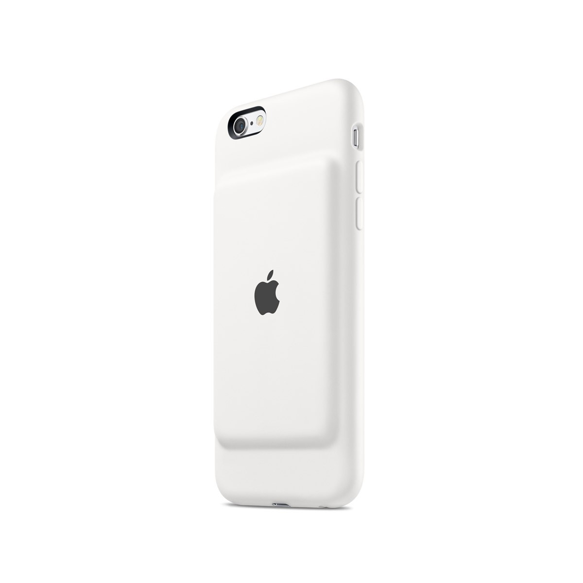 Apple - iPhone 6/6s Smart Battery Case - White