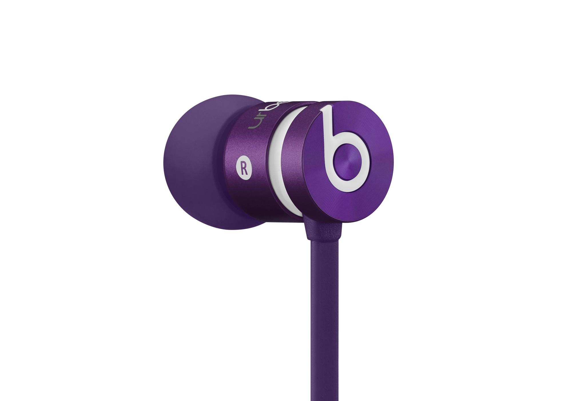 Beats by Dr. Dre - urBeats in-Ear headphone - Purple