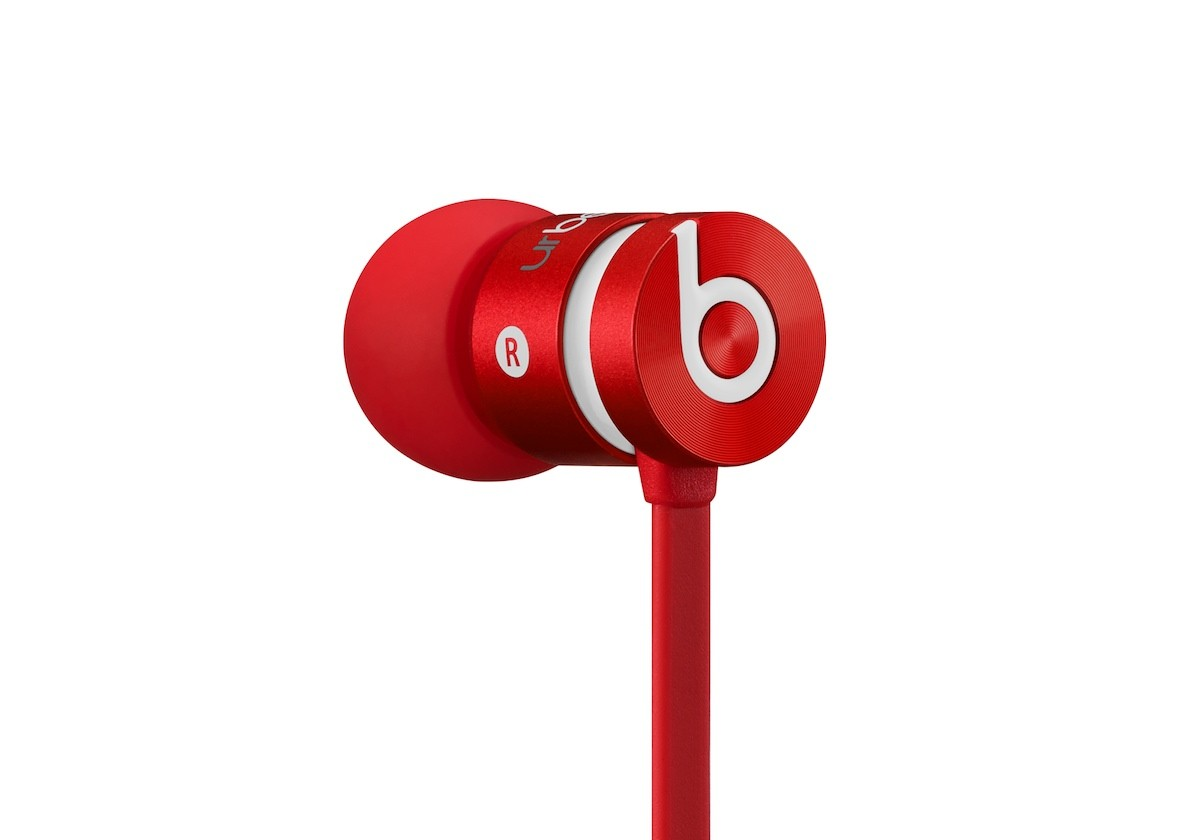 Beats by Dr. Dre - urBeats in-Ear headphone - Red