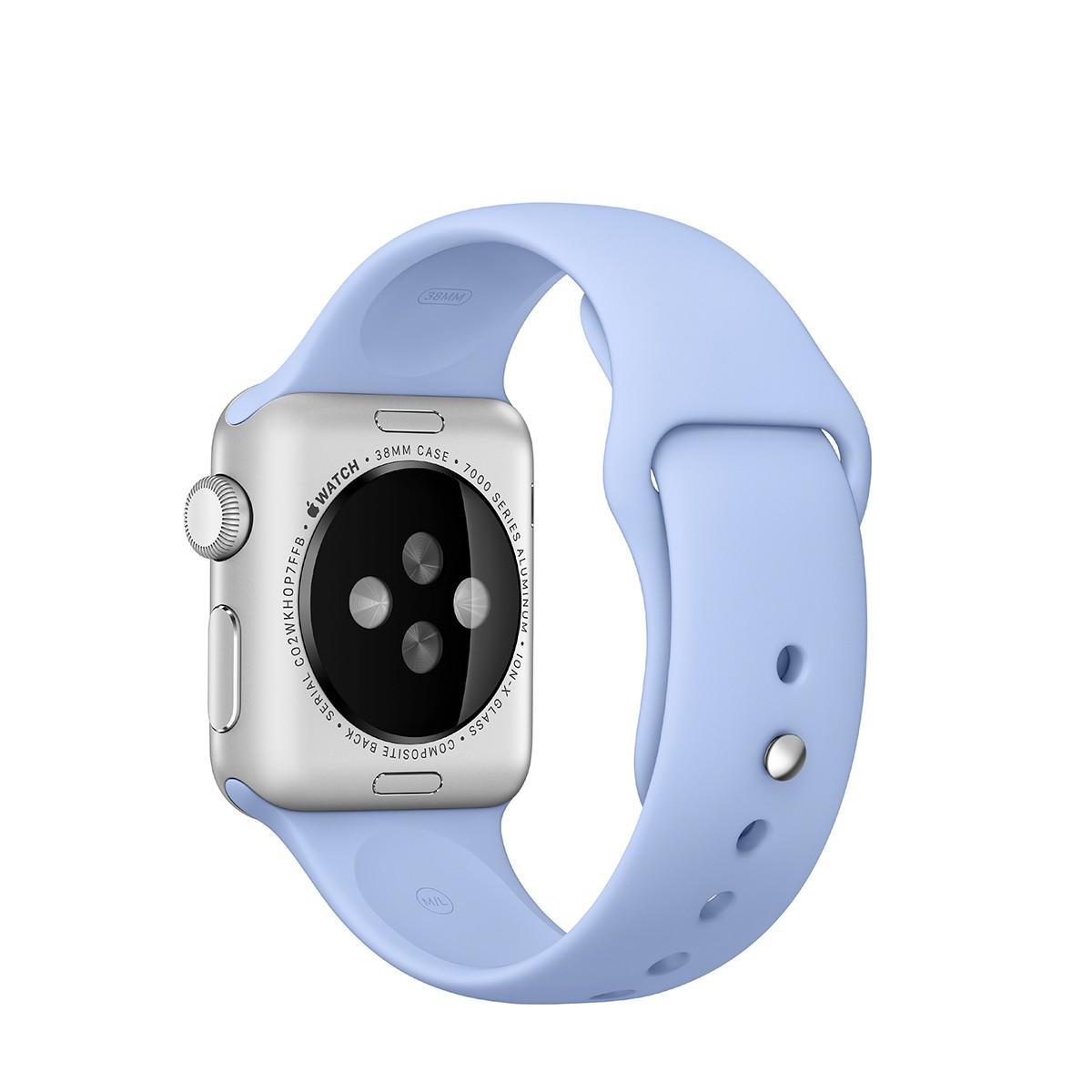 Apple 38 mm Sport Band - Lila