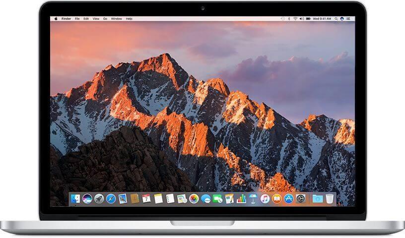 """MacBook Pro 13"""" s Retina zaslonom: 256GB"""