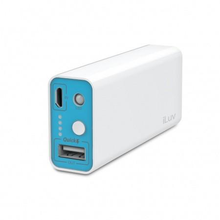 iLuv myPower 5200 - Bijela