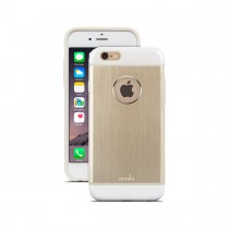 Moshi iGlaze Armour za iPhone 6 - Satin Gold