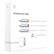 Apple composite AV
