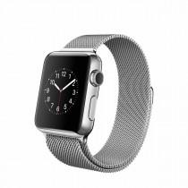 Apple Watch 38 mm Stainless Steel Case s Milanese Loop