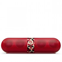 Beats Pill 2.0  - Barry McGee Red