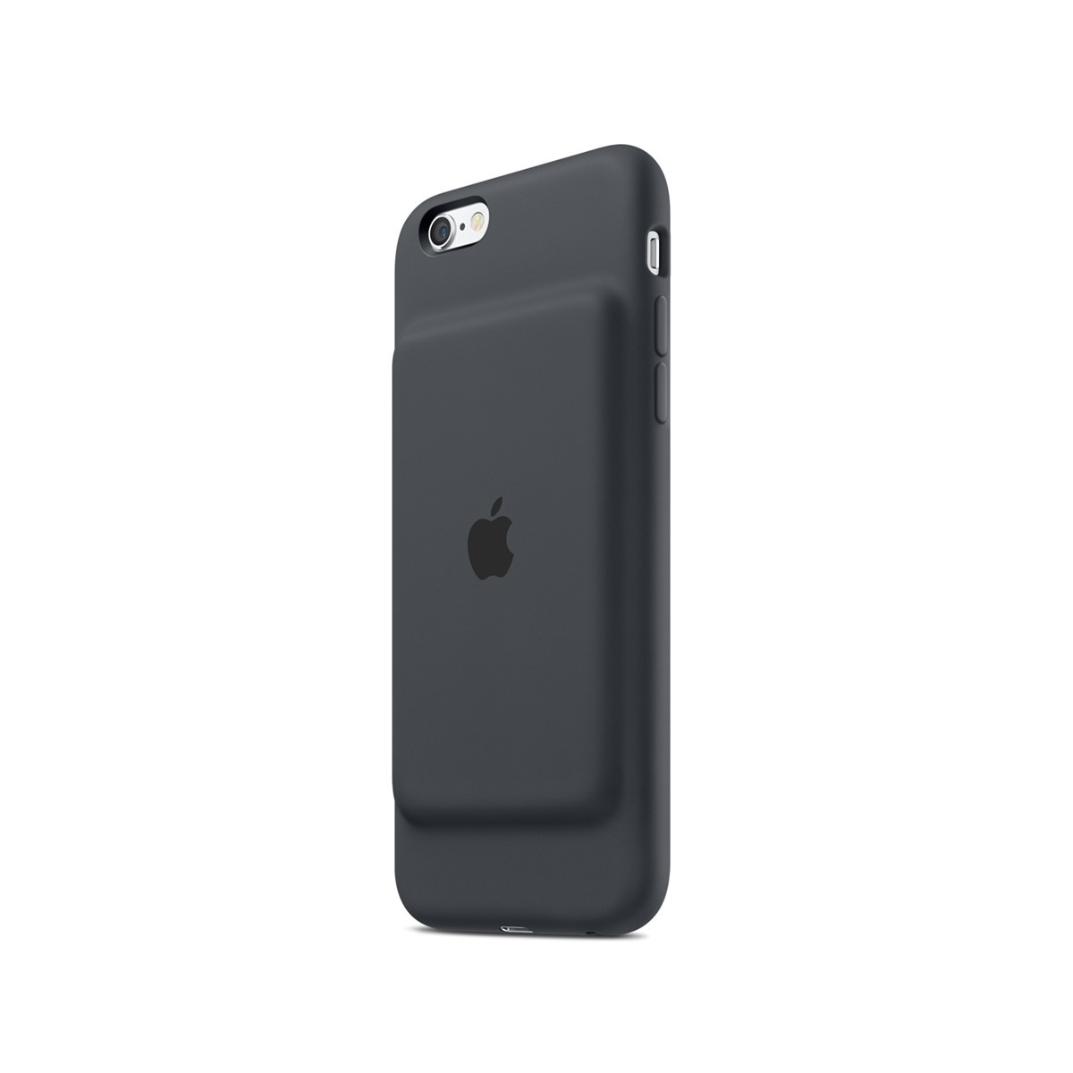 apple iphone 6 6s smart battery case charcoal gray istyle. Black Bedroom Furniture Sets. Home Design Ideas