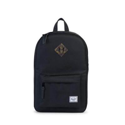 Herschel Heritage Mid Volume Backpack - Black/Tortoise
