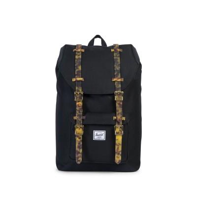 Herschel Tortoise Shell Little America™ Backpack (Mid-Volume)