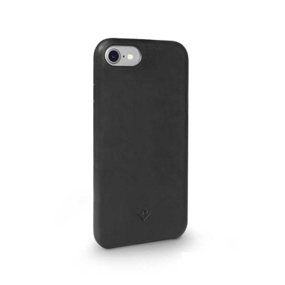 TwelveSouth Relaxed Leather Clip for iPhone 7/8 - Black