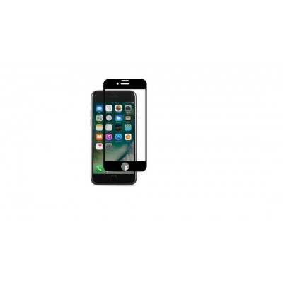 Moshi IonGlass for iPhone 7 - Black