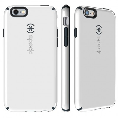 Speck CandyShell for iPhone 6/6s - Charcoal/Gray