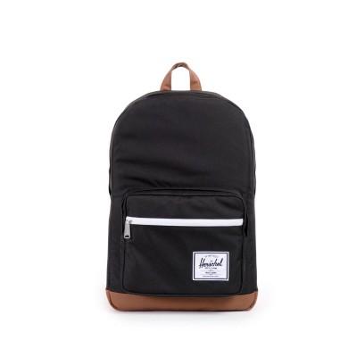 Herschel Pop Quiz™ Backpack (Tan Synthetic Leather)