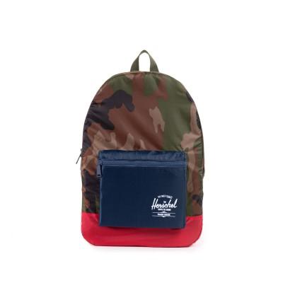 Herschel Packable Daypack backpack - Brown