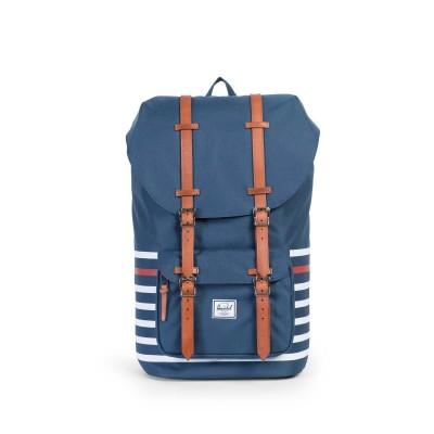 Herschel Little America™ Backpack (Tan Veggie Leather)