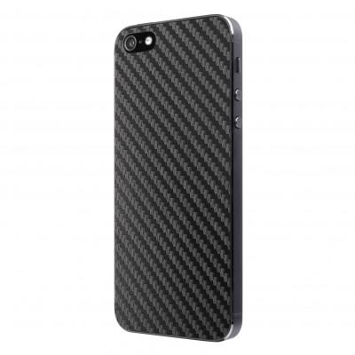 (EOL) Artwizz CarbonFilm Back pentru iPhone SE