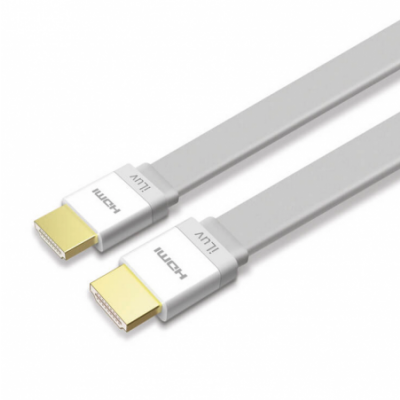 iLuv High-Speed HDMI 2.0 Cable (2m) - White