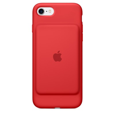 Apple Smart Battery Case for iPhone 7 - (PRODUCT)RED