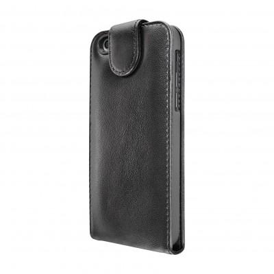 (EOL) Artwizz SeeJacket Leather FLIP for iPhone 6 Plus/6s Plus - Black