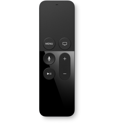 Apple TV Remote (2015)