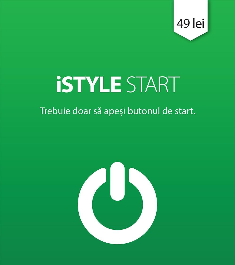 iSTYLE Start (Te ajutăm să faci cunoștiință cu noul tău produs Apple.)