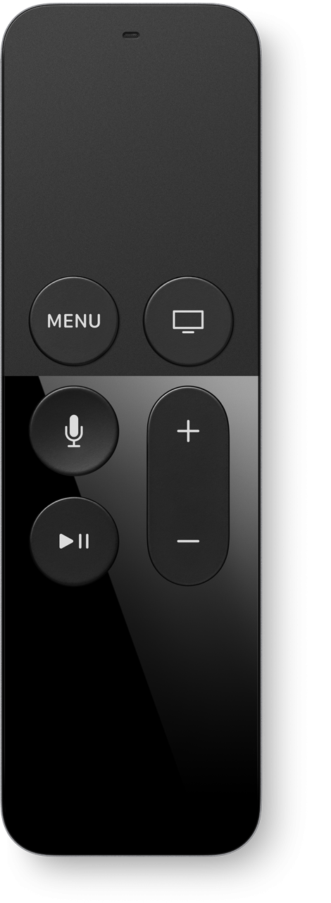 Apple TV Remote (2015)