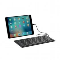 ZAGG Lightning Keyboard Wired (HU Keyboard) - Black
