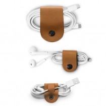 TwelveSouth CableSnap Leather (cable organizer)