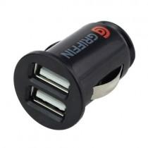 Griffin PowerJolt Dual Universal Micro (1A x 2 USB)