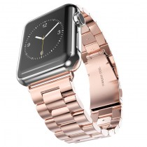 HOCO Metal WatchBand 3 Pointers 38mm - Rose Gold