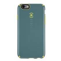 Speck Candyshell for iPhone 6/6s - Heritage grey/Anti-freeze yellow