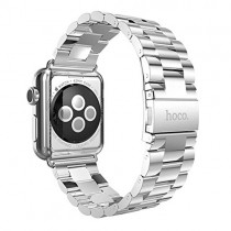 HOCO Metal WatchBand 3 Pointers 38mm - Silver