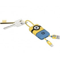 Tribe Minions Lightning Keyline (Carl) (22cm) - Yellow