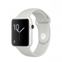 Apple Watch Edition White Ceramic Case with Cloud Sport Band (38mm)