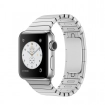 Apple Watch Series 2 Stainless Steel Case with Silver Link Bracelet (38mm)