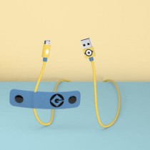 Tribe Minions Micro USB Cable