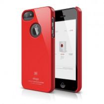 Elago S5 Slimfit case for iPhone SE - Red