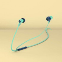 Tribe Vespa Swing Earphones - Acquamarine