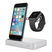 Belkin Valet™ Charge Dock for Apple Watch + iPhone
