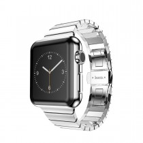 Hoco Simple Edition 316L Stainless steel band for Apple Watch 42mm  - Silver