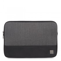 Knomo HERRINGBONE Laptop Sleeve 13inch - Grey