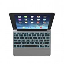 ZAGG Slim Book Case for iPad Air 2 (CZ Keyboard) - Black