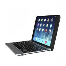 ZAGG Slim Book Case for iPad Mini 4 (CZ Keyboard) - Black