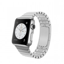 Apple Watch Stainless Steel Case with Link Bracelet (38mm)