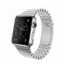 Apple Watch Stainless Steel Case with Link Bracelet (42mm)