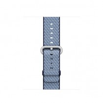 Apple Watch Check: Woven Nylon (curea)