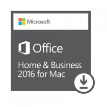Microsoft Office Mac Home Business 2016 (all languages/1xMac/Online/ESD)
