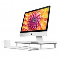 Satechi F3 Smart Monitor Stand (White)