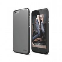 Elago S6 SLIM FIT 2 case iPhone 6/6s - Metallic Dark Grey